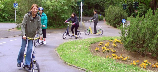 Auffrischungskurs Fahrradfahren Berlin