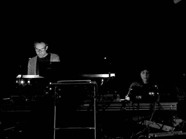 OttannA Presences Electronique 2014