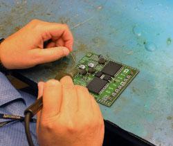 embedded-chip-solder