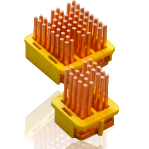 Copper BGA Round pin heatsinks
