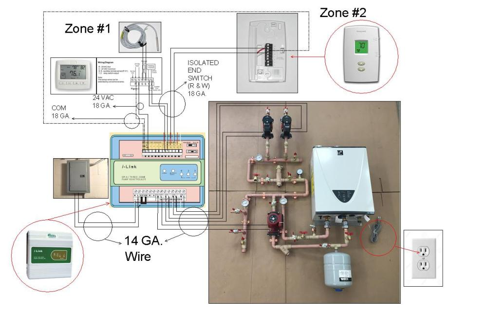 medium resolution of a quick start wiring guide for multi zone systems for greater details scroll down