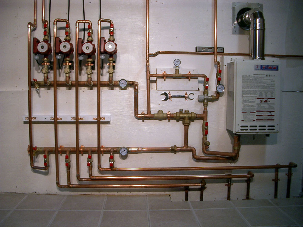 Radiant Ceiling Heat Wiring Schematic The Open System Diy Radiant Floor Heating Radiant