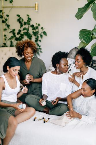 Natural Care Products for Black Women