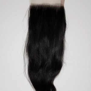 Indian wavy lace closure