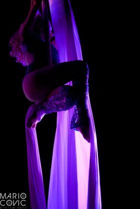 Aerial Silks Performance