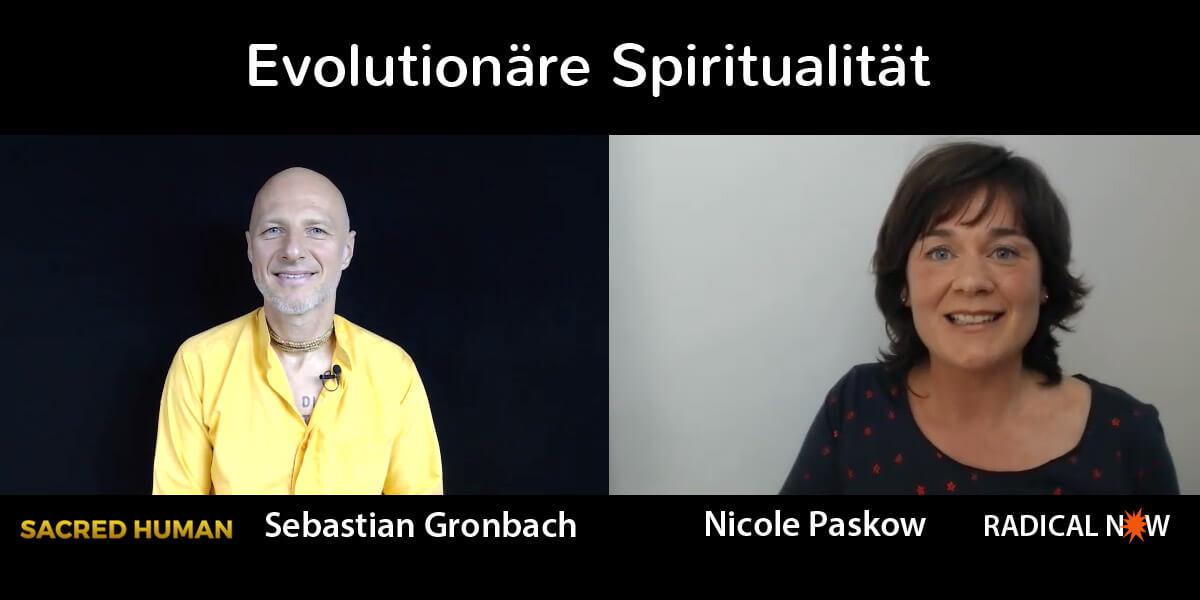 Evolutionäre Spiritualität – Die Antwort auf die Stille