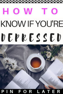 Are you depressed? Depression symptoms and recovery resources. #depression #depressed #mentalhealth