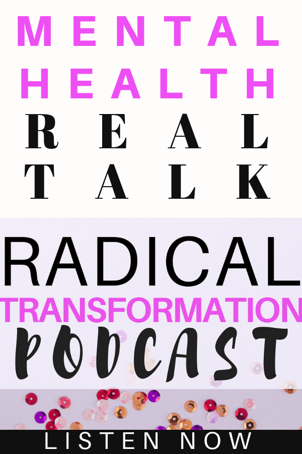 Mental health podcast to help manage depression and anxiety #mentalhealth #podcast
