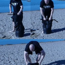 How to Fill Up Radien Sports Strongman Sandbag