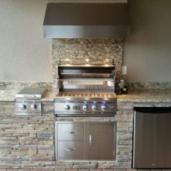Outdoor Kitchen Hood Dornbracht Faucet Kitchens In Sarasota Past Projects Radil Construction