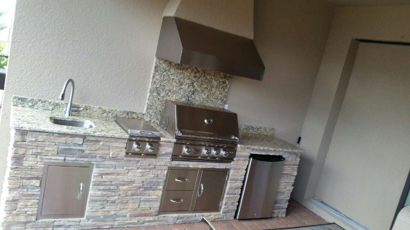 outdoor kitchen exhaust hoods handles and pulls kitchens in sarasota past projects radil construction custom hood vent