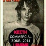 The Wirebender presents Keith Levene interview on Commercial Zone 2014