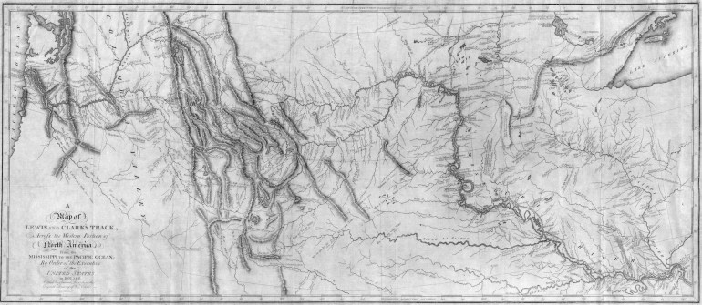 Map_of_Lewis_and_Clark's_Track,_Across_the_Western_Portion_of_North_America,_published_1814