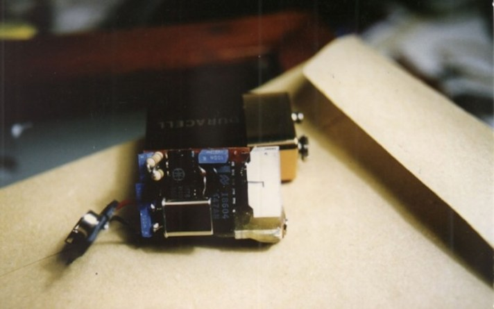 Operation-Vula-miniatruised-DTMF-decoder