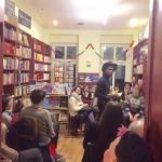 Isn't Everything Poetry – January '17 Poetry Readings at Curious Fox Book Store in Berlin
