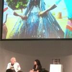 Genesis Breyer P-Orridge and Hazel Hill McCarthy Talk on Bight of the Twin at CTM Festival