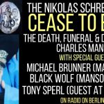 The Nikolas Schreck Show – Cease to Exist
