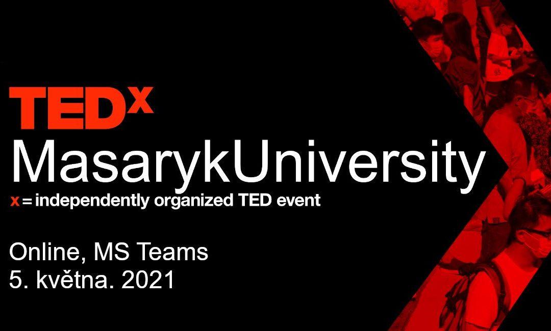 Osm přednášek z oblasti pedagogiky, práva nebo výživy nabídla akce TEDx Masaryk University