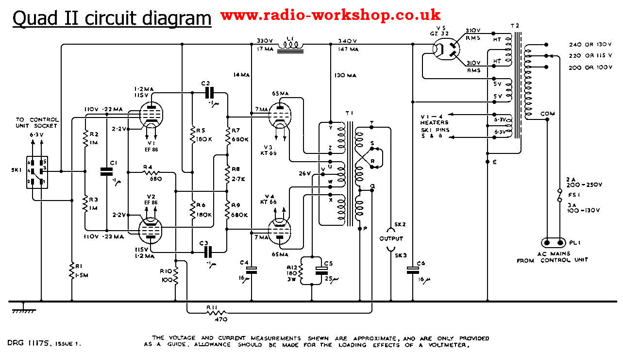 hight resolution of amplifier circuit