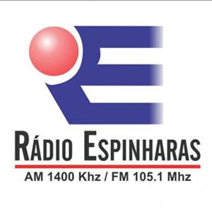 Rádio Espinharas 1400 AM   Escuchar en directo y en línea