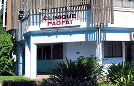 Clinique de Paofai © DR
