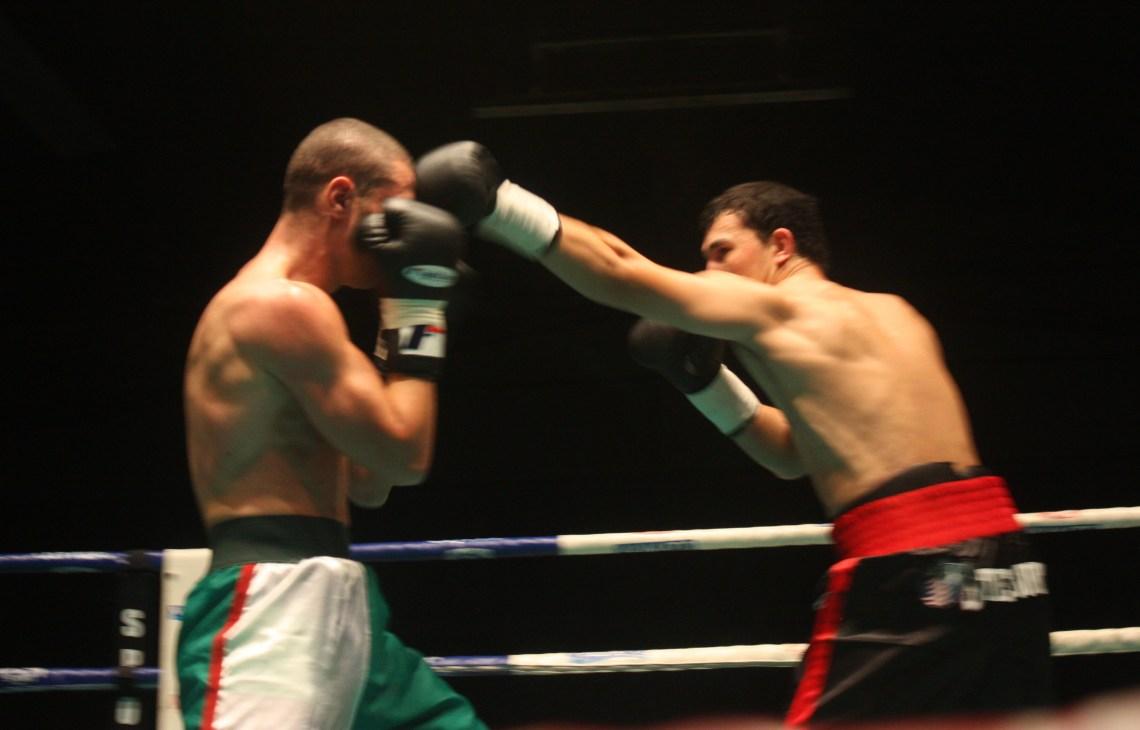 championnat de France de boxe  © Vaite