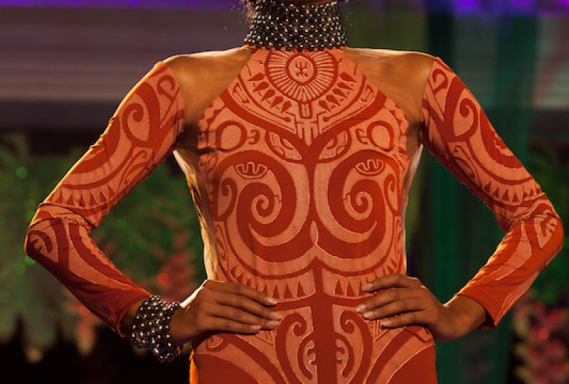Miss Tahiti 13