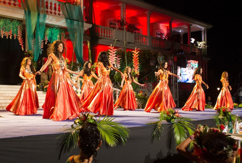 Miss Tahiti 2