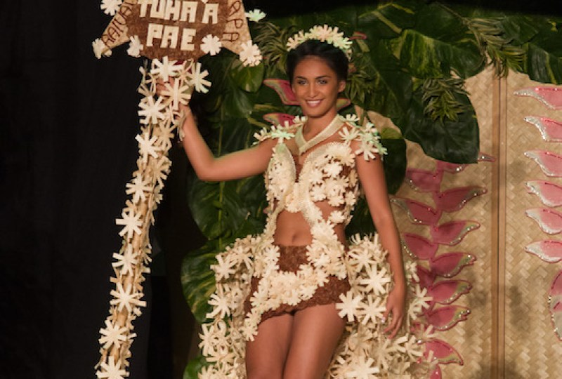 Miss Tahiti 5