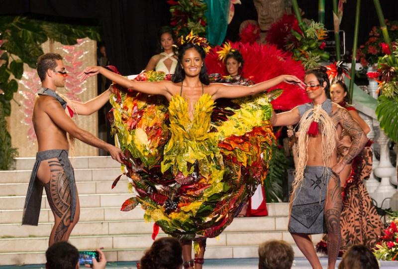 Miss Tahiti 7