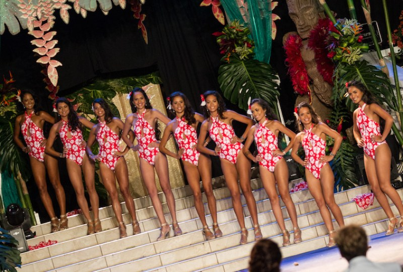 Miss Tahiti 8