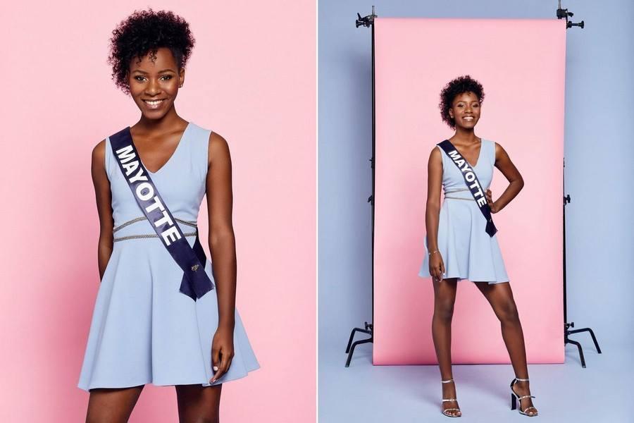 Miss France 1