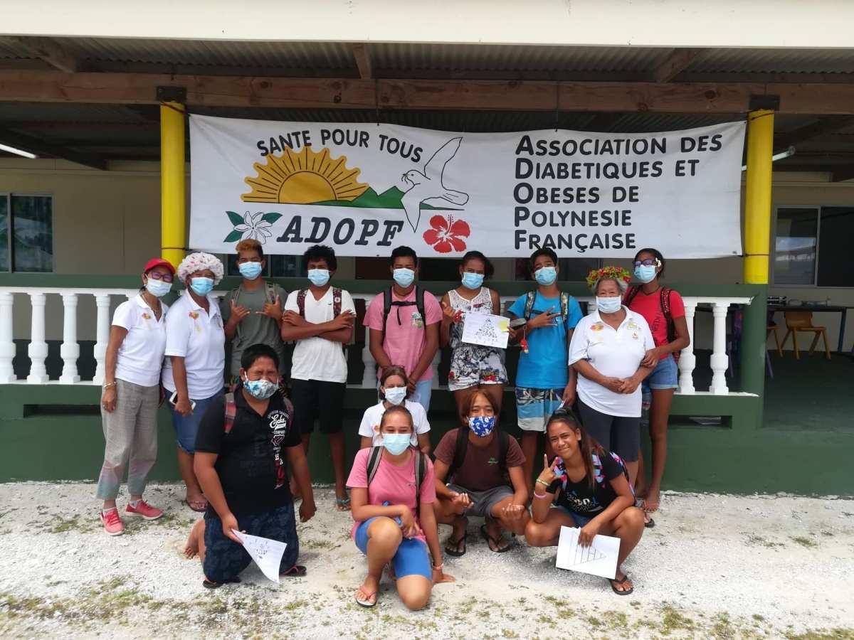 Une semaine de dépistage et de sensibilisation au diabète aux Marquises du Sud - Radio 1 Tahiti