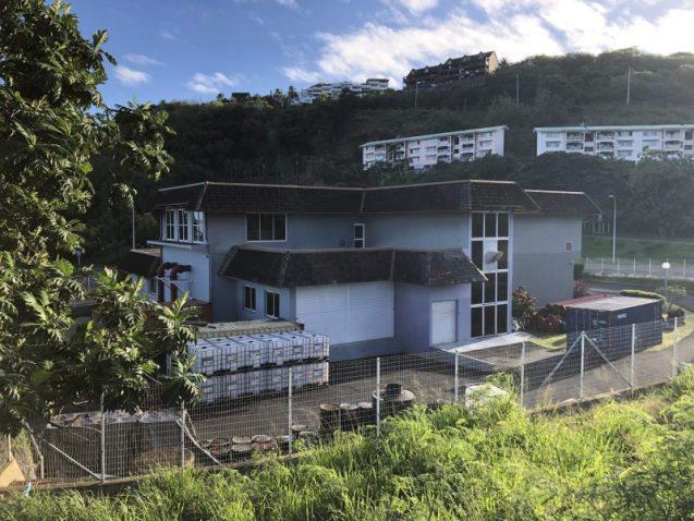 Assainissement des eaux de Tahiti - Vaitama