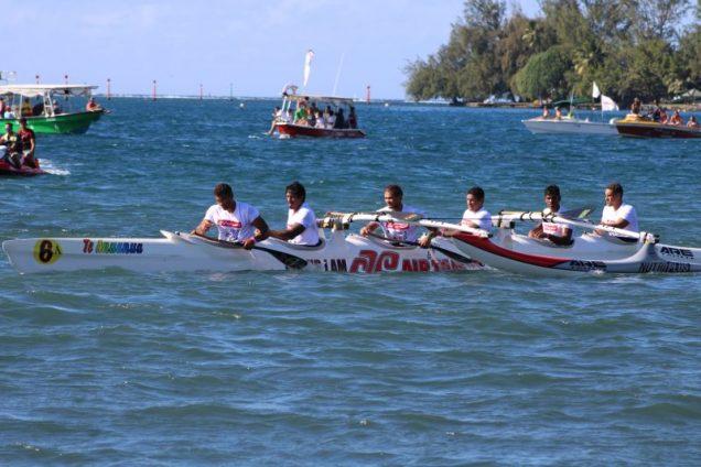 Faati Moorea - Air Tahiti