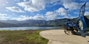Tahiti Nui Helicopters-Marquises