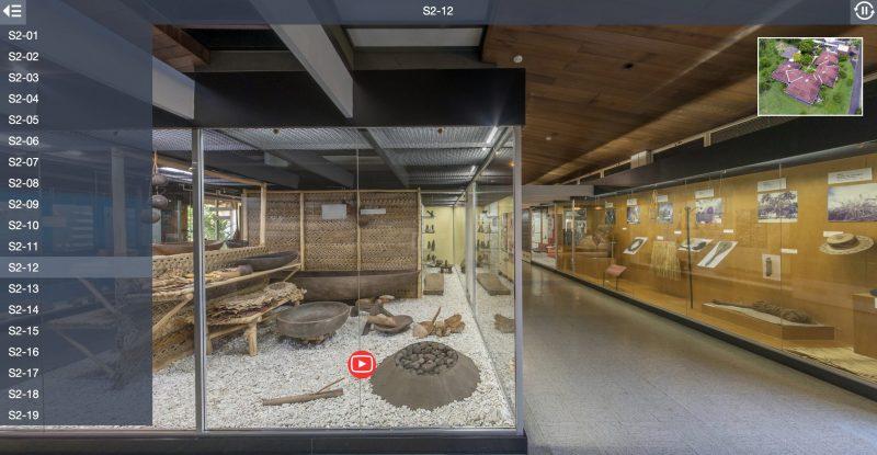 musée tahiti et des îles - visite virtuelle
