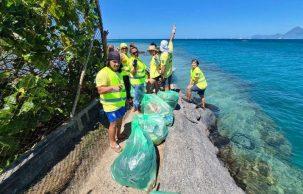Tefana Waters Days déchets