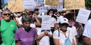Manifestation anti obligation vaccin covid