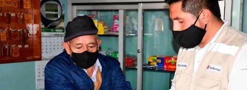 Realizan operativo multisectorial a hospedajes de Chachapoyas