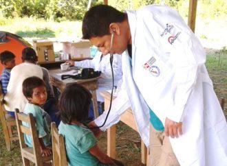 Diresa inicia intervención sanitaria en comunidades nativas de Amazonas