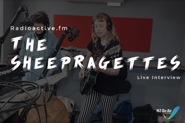 The Sheepragettes