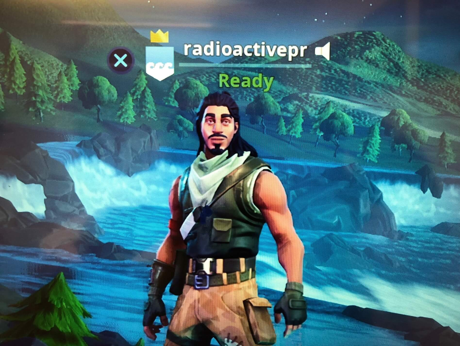 fortnite and pr want
