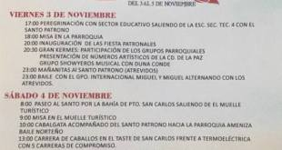 Fiestas Patronales de Puerto San Carlos