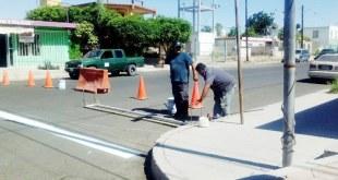 ALCALDESA GESTIONA ANTE LOS GOBERNADORES CARLOS MENDOZA Y KIKO VEGA LA REHABILITACIÓN DE CARRETERAS