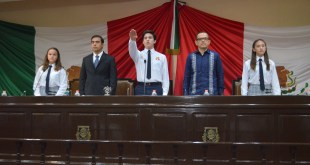 Jóvenes del Décimo Parlamento piden a las autoridades atiendan en forma directa los problemas que aquejan a la sociedad de Baja California Sur
