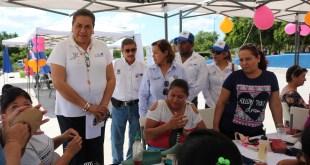 El IMMUJER conmemoró las mujeres de la zona rural en El Carrizal