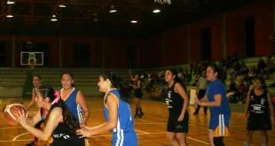 Arranca la eliminatoria municipal de basquetbol