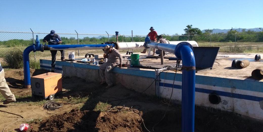 Realiza SAPA La Paz acciones para mejorar servicio en ciudad capital
