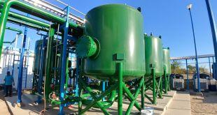 Con nueva Planta Potabilizadora de El Centenario se cubrirá el 100 % de la demanda